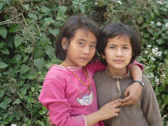Gauri et Prena