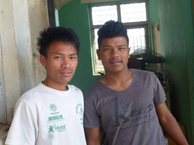 Sudesh et Dipak1