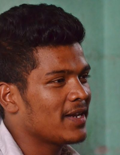 Entretien avec Dipak