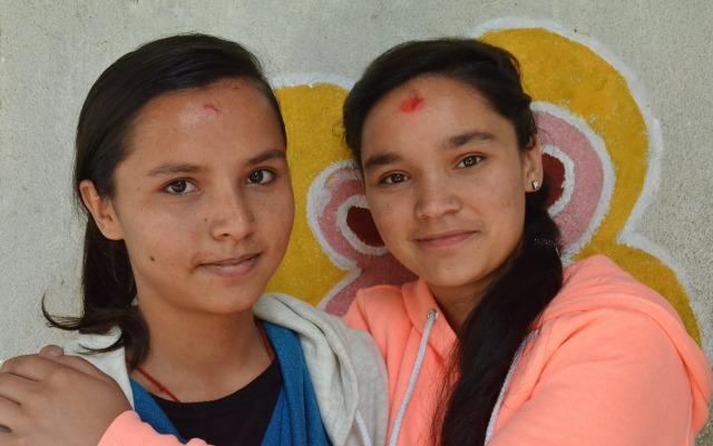 Les deux sœurs