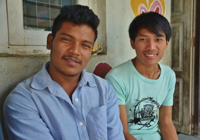Dipak et Sudesh